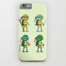 Teenage Mutant Ninja Turtles Slim Case iPhone 6s