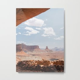 False Kiva Metal Print