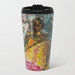Chaotic Daydream Travel Mug