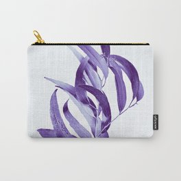 Eucalyptus - ultra violet Carry-All Pouch