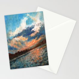 Blue Sky Stationery Cards