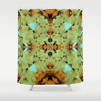 dune Shower Curtains featuring Dune by JKyleKelly