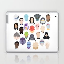 Choose Your Entire Party Laptop & iPad Skin
