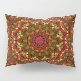 Kaleidoscope , mandala , ornament 15 Pillow Sham