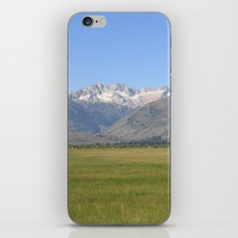 Sawtooth  iPhone Skin