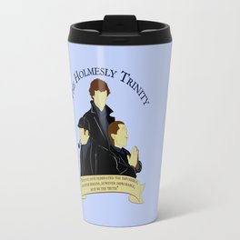 The Holmesly Trinity Travel Mug