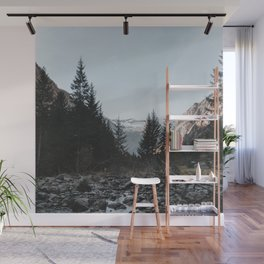 The Way Back | Nature and Landscape Photography Wall Mural