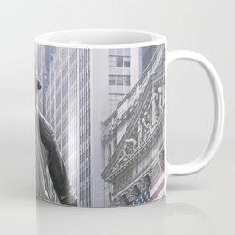 New York City's Wall Street Coffee Mug