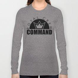 Royal Crew Long Sleeve T-shirt