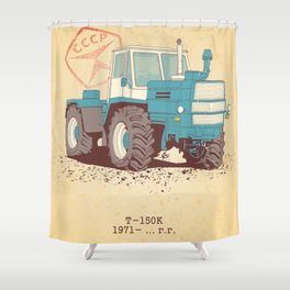 T 150K Shower Curtain
