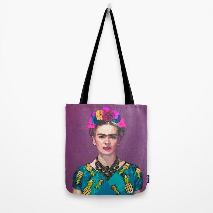 Trendy Frida Kahlo Tote Bag