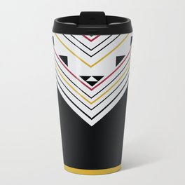 American Native Pattern No. 86 Travel Mug