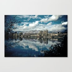 Capo d'Acqua (Italy) Canvas Print