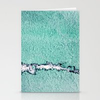 pain Stationery Cards featuring pain by Claudia Drossert