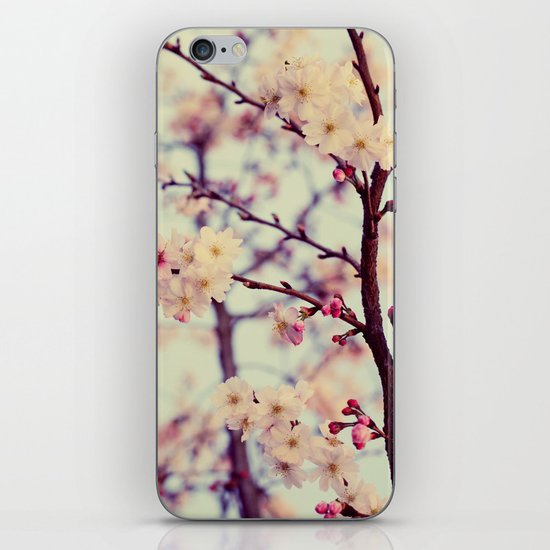 In The Air iPhone & iPod Skin