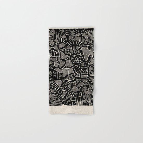 - modern - Hand & Bath Towel