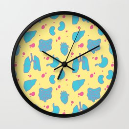 Organ Donor Wall Clock