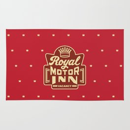Royal Motor Inn Rug