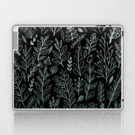 Ghost Botanic Laptop & iPad Skin