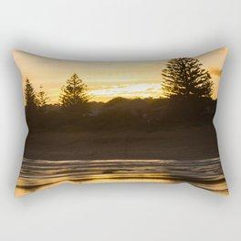 End of Days Rectangular Pillow