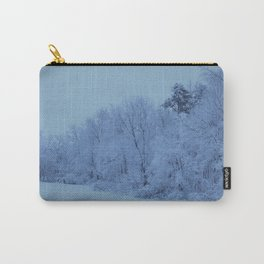 Snowy White with Arctic Filter Carry-All Pouch