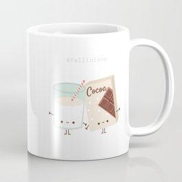 Fall in love - Ingredienti coraggiosi Coffee Mug