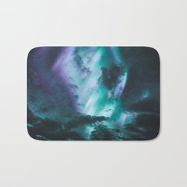 Aurora Borealis XX Bath Mat