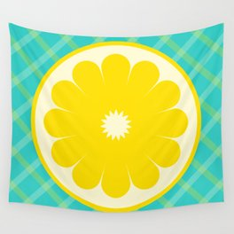 What a Lemon Wall Tapestry