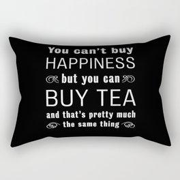 Funny Tea Lover | Gift for teatime Party Rectangular Pillow