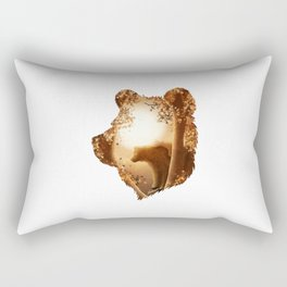 Bear Haven Rectangular Pillow