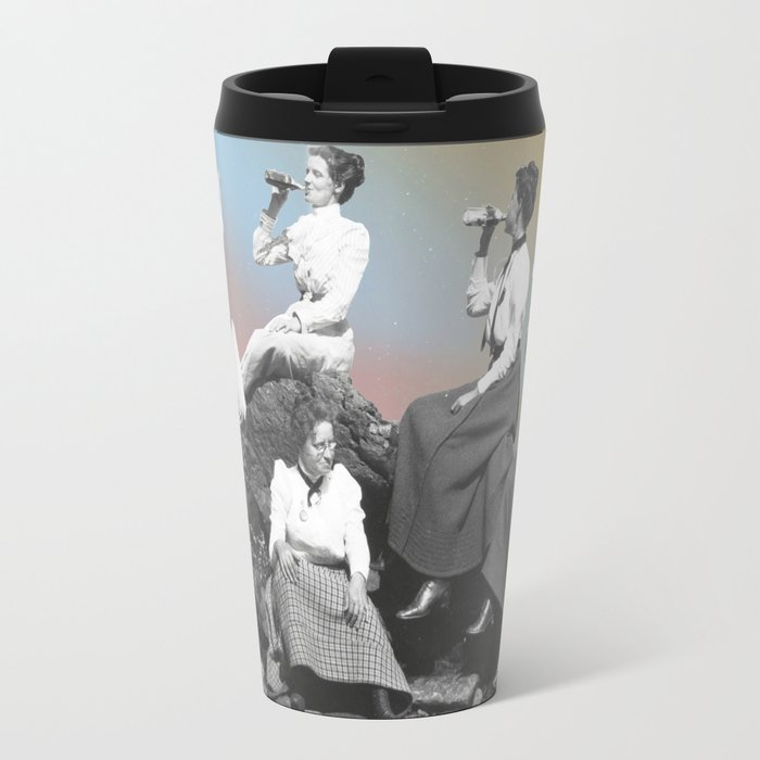 Drunk enough? Travel Mug