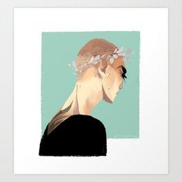 Thorns in my side Art Print
