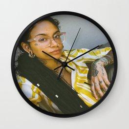 Kehlani 26 Wall Clock