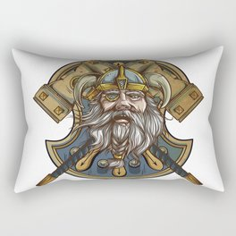 Viking Rectangular Pillow