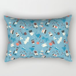 Coffee Amour Rectangular Pillow