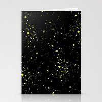 starry night Stationery Cards featuring Starry night by haroulita