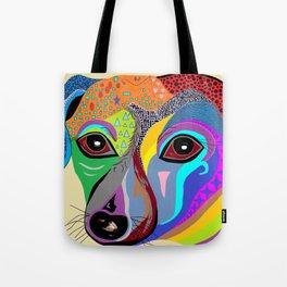 Chiweenie Tote Bag