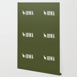 Deer: Iowa Wallpaper