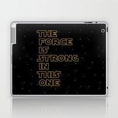 Use the Force! Laptop & iPad Skin