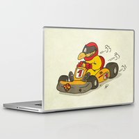f1 Laptop & iPad Skins featuring F1 by Pepan