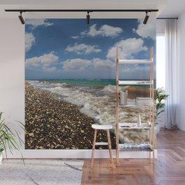 BEACH DAYS XV Wall Mural