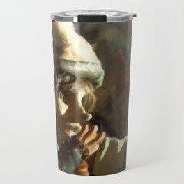 The little beggar Travel Mug