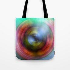 Rainbow Eye Tote Bag