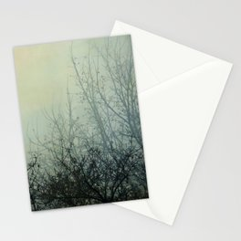 Dark Morning Stationery Cards
