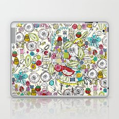 bits and bobs and bugs Laptop & iPad Skin
