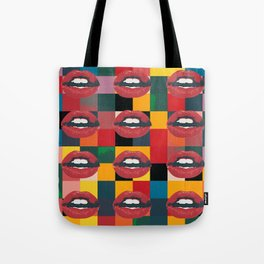 Twelve Mouths Tote Bag