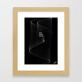 The Flow Series #07 Framed Art Print