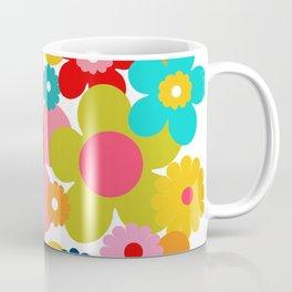 Groovy Daisy Coffee Mug
