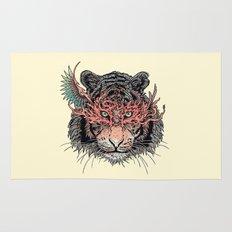 Masked Tiger Rug