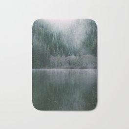 Descending Fog Bath Mat